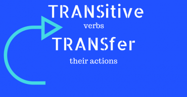 English lesson transitive and intransitive verbs