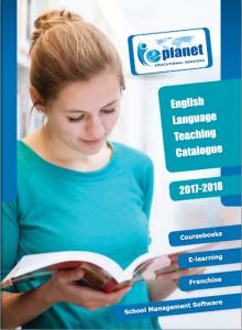E-planet English Language Teaching Catalogue 2017-18