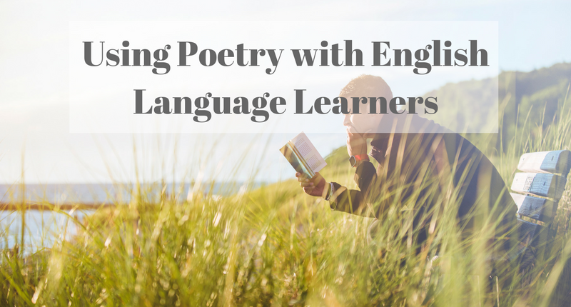 using poetry with English Language Learners