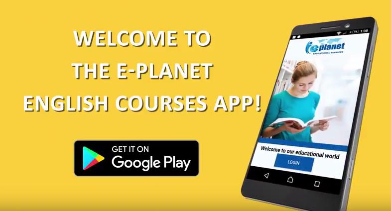 English Courses App - E-plent Educational Services