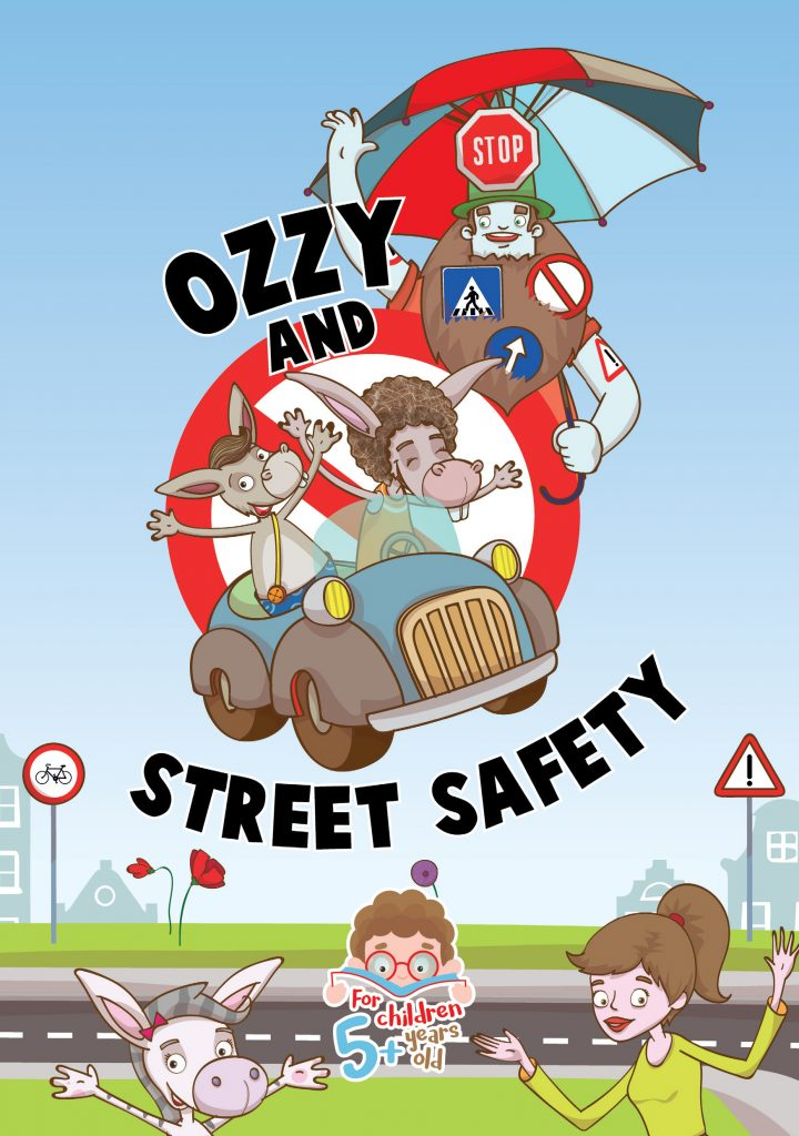 Ozzy and Street Safety