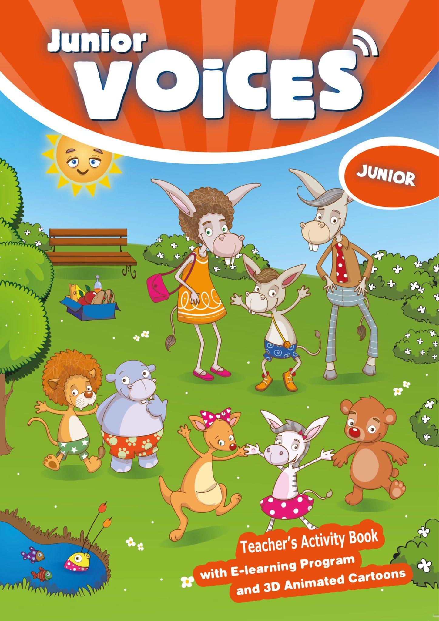 Junior Voices Junior