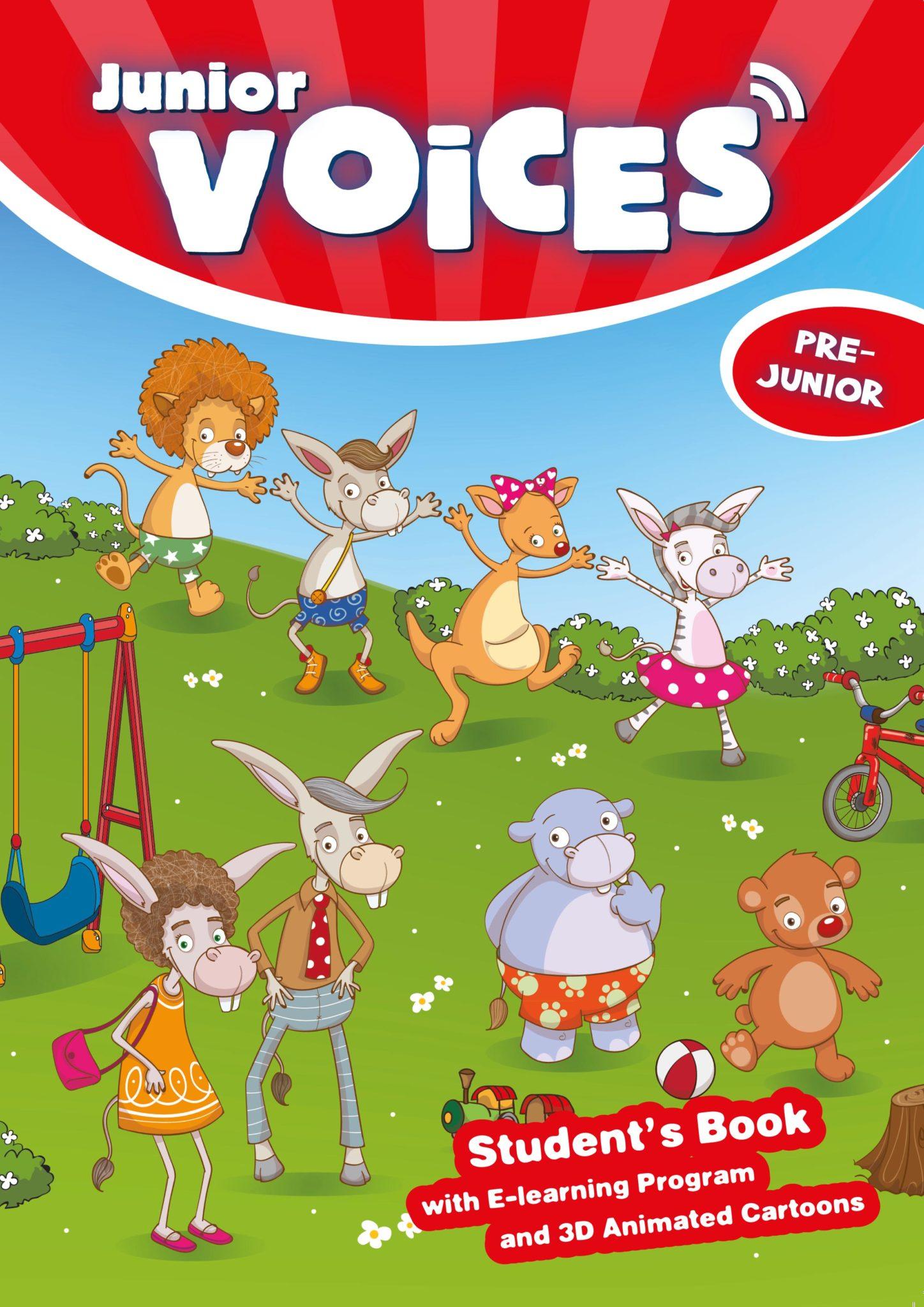 Junior Voices Pre-Junior