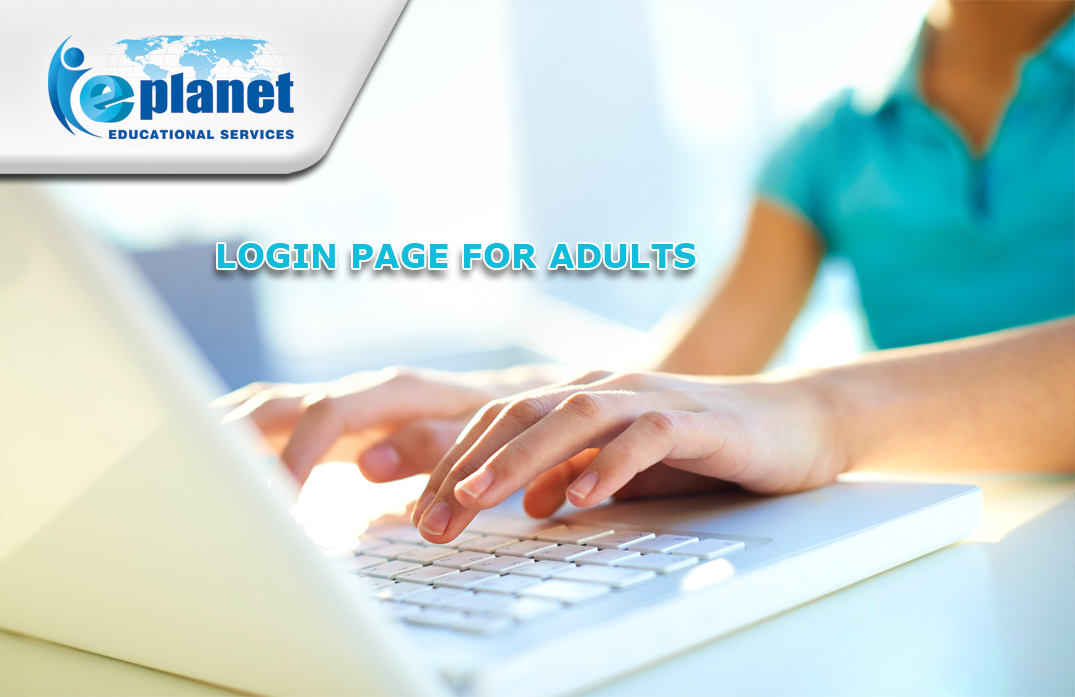 Adults Login